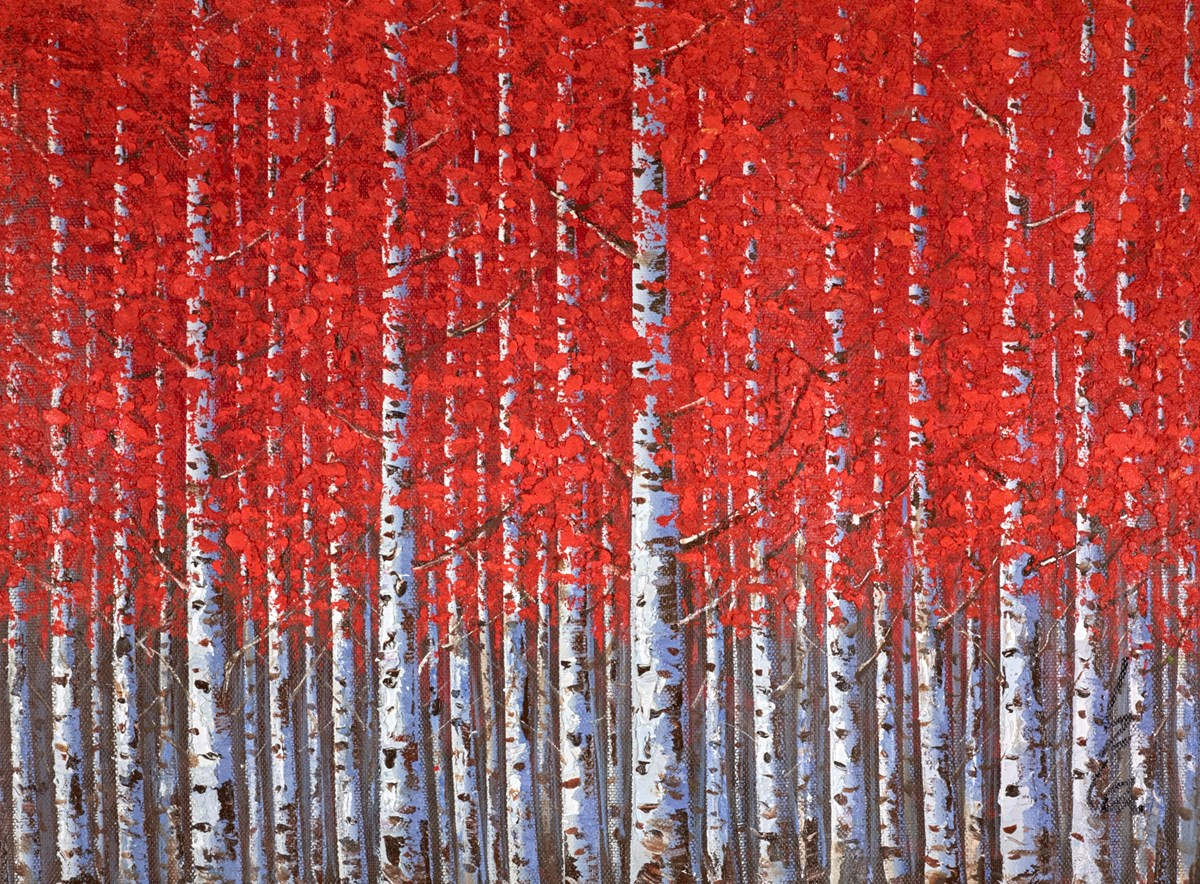 The Birch Forest II